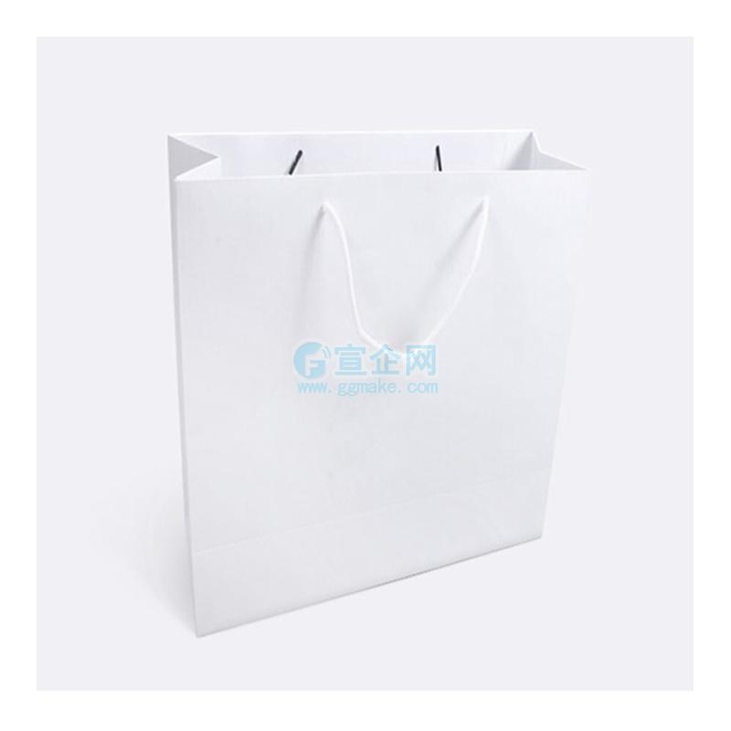 纸袋 白卡纸袋